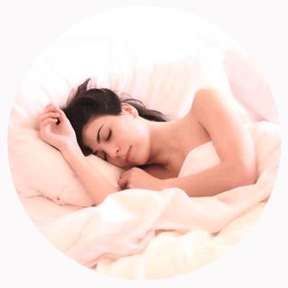 J'ai des troubles du sommeil quand je dors chez moi.